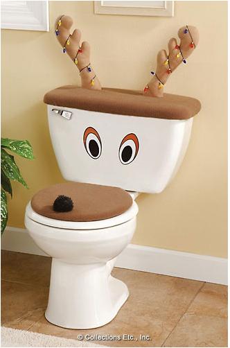 Украшение для туалета своими руками 2