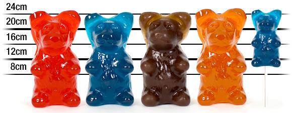 32689a9c2b03 Osito de goma gigante, para los amantes de los dulces - Regalos ...