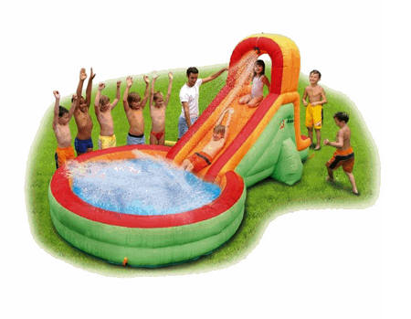 Piscina inchable original regalos originales for Piscinas hinchables grandes