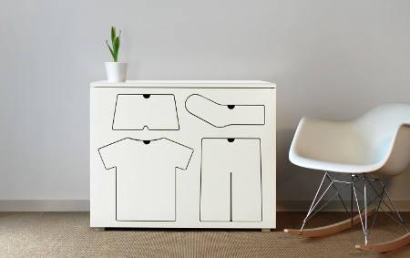 armario ropa original