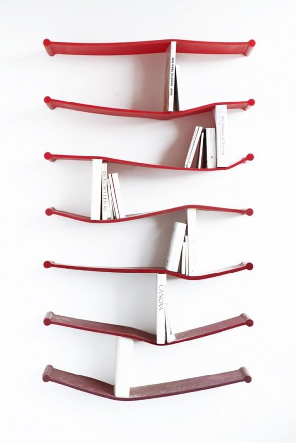 Estanterias Para Baños Originales:Rubber Shelves