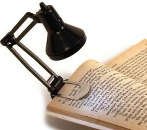 Para asistirte en tus lecturas mini l mpara clip flexo - Luz para leer en la cama ...