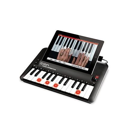toca el piano con el ipad o el iphone