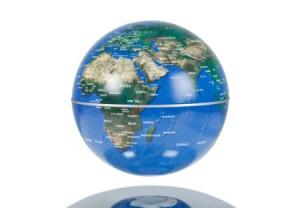 regalo original globo terraqueo