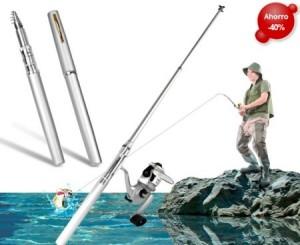 Regalo Original caña de pescar
